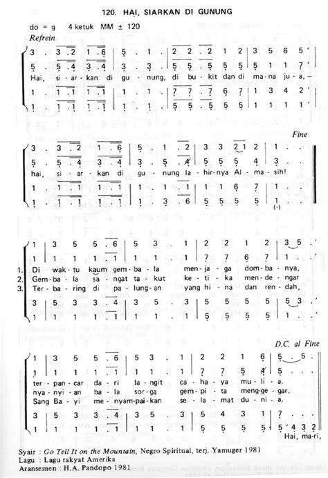 tutorial keyboard lagu rohani 17 best not lagu rohani images on pinterest church songs