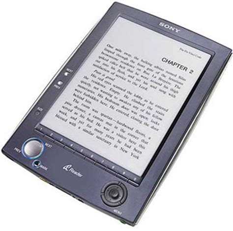 format ebook sony kindle ebook reader review latest technology news and