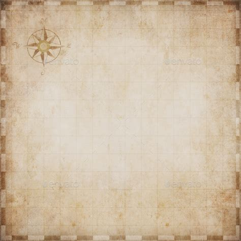How To Make Treasure Map Paper - blank treasure map background stock photo by akz