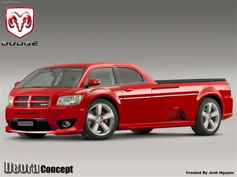 Is Dodge Made By Chrysler Dodge Deora Concept I M Not A Dodge But I Really