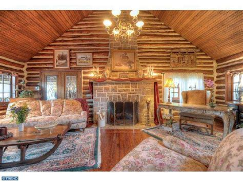 Log Cabin Cing Nj by Now For Something Different A Lakefront Log Cabin In New
