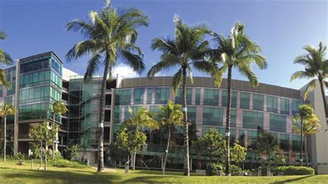 Hawaii Pacific Mba Accreditation by Of Hawaii Cancer Center Merging With