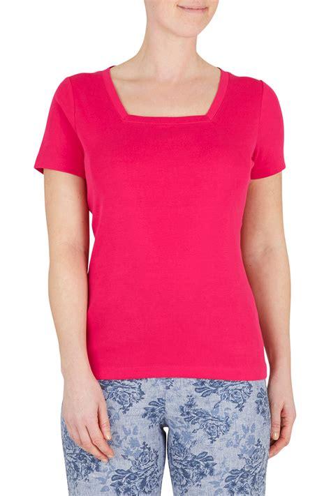 Square Tshirt square neck t shirt