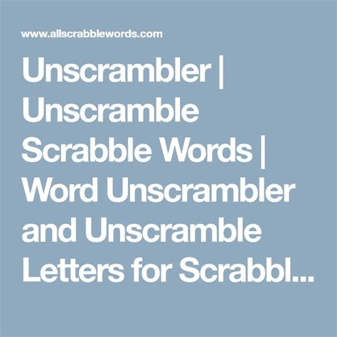 unscramble words scrabble solver best 25 unscramble word finder ideas on word