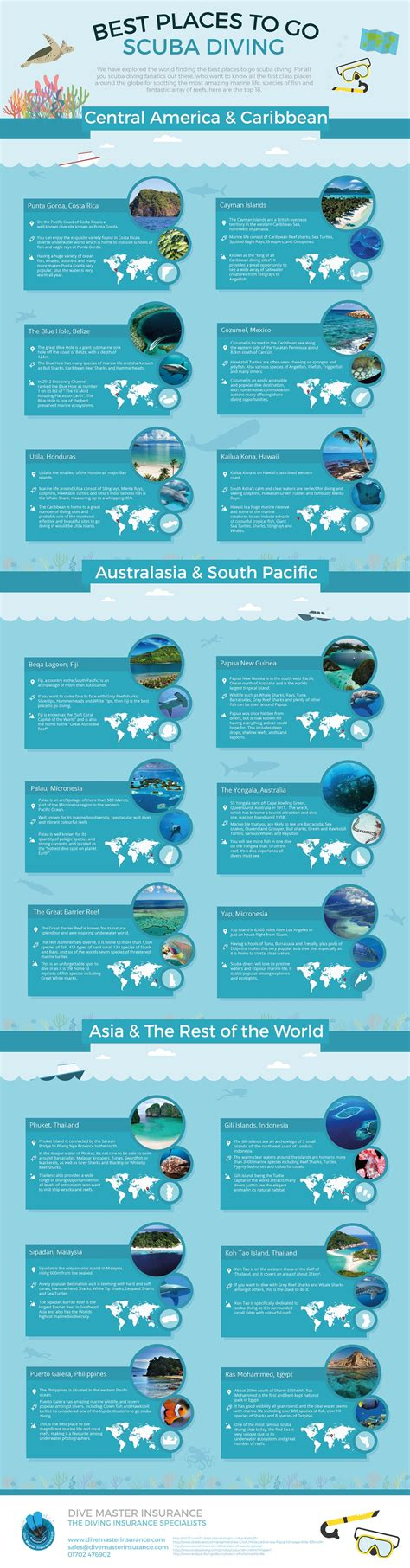 best places in the world to scuba dive best places to go scuba diving graybit