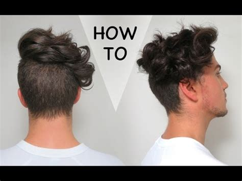 how to get curly hair for men perm tutorial youtube how to curl your hair with a ghd men s hair styling