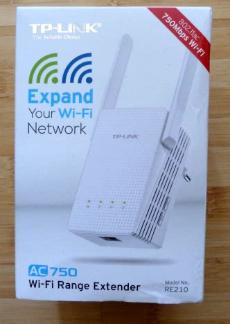 Tplink Re210 Wifi Range Extender Ac 750 Mbps reviewing the tp link re210 ac750 wi fi range extender digital citizen