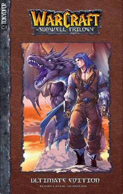 Komik Warcraft Sunwell Trilogy 1 3 Tamat project lore all things world of warcraft