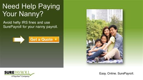 paying nanny the table why you shouldn t pay your nanny the table