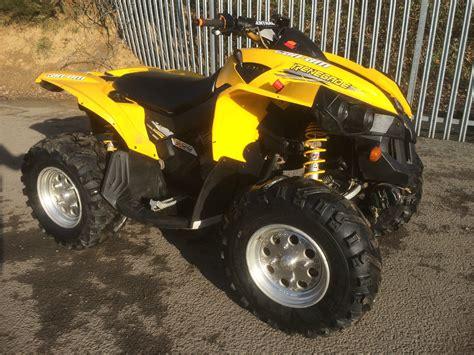 Ktm Polaris 2007 Can Am Yellow Renegade 800cc V Not Polaris Honda