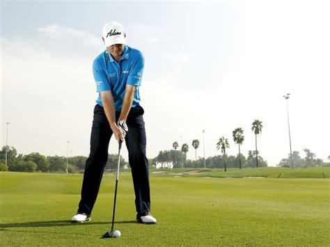 hybrid golf swing david howell s hybrid swing tips golf monthly