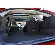 2008 Ford Edge Trunk  Picture / Pic Image