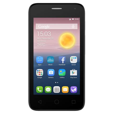 mobile phones alcatel onetouch pixi 4024e 3g 850 2100 dual sim