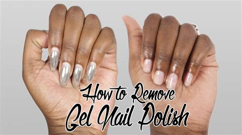 nail remove gel nail from acrylic nails at