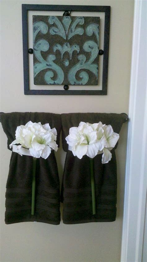 decorative bath towel arrangements 25 best ideas about decorative bathroom towels on