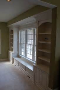 Window Seat With Bookshelves 17 Best Images About Built Ins Storage On