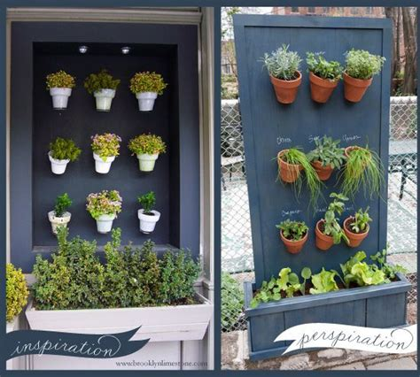Diy Vertical Herb Garden 35 Creative Diy Herb Garden Ideas