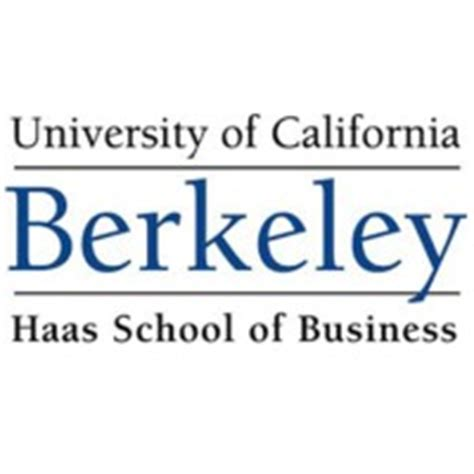 Of California Berkeley Mba Program by Haas School Of Business