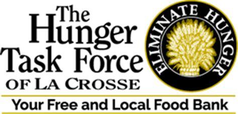 La Crosse Food Pantry by The Hunger Task Of La Crosse The Food Pantries