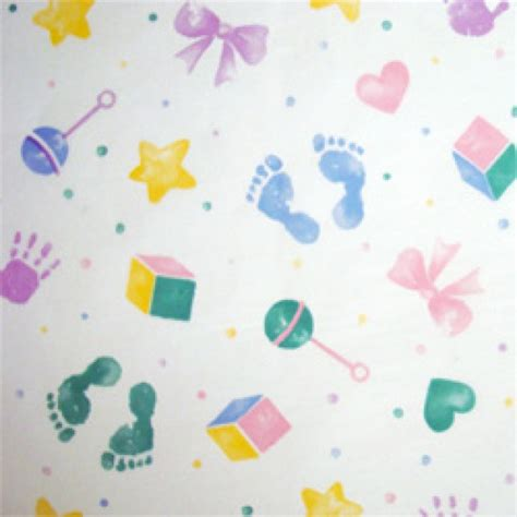 pattern tissue paper baby patterned tissue paper