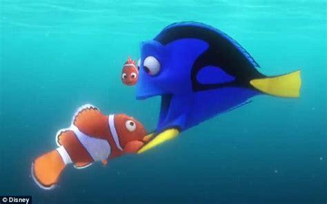 Fishy Friends And Family Disney Pixar Finding Dory pixar s finding dory trailer starring degeneres
