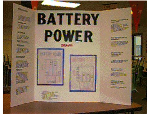 potato clock research paper which battery lasts