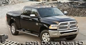 2014 dodge ram heavy duty 2500 truck road test review