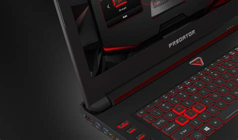 Laptop Acer Predator 17 Inch acer predator 15 and 17 powerful gaming notebooks designed for serious gamers weboo