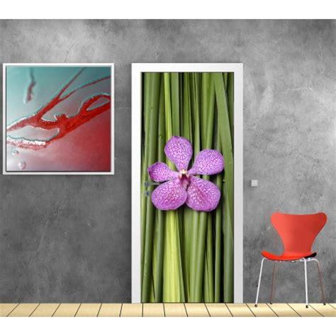 Deko Aufkleber Bambus by Aufkleber T 252 R Deko Bambus Orchidee 730 Ebay