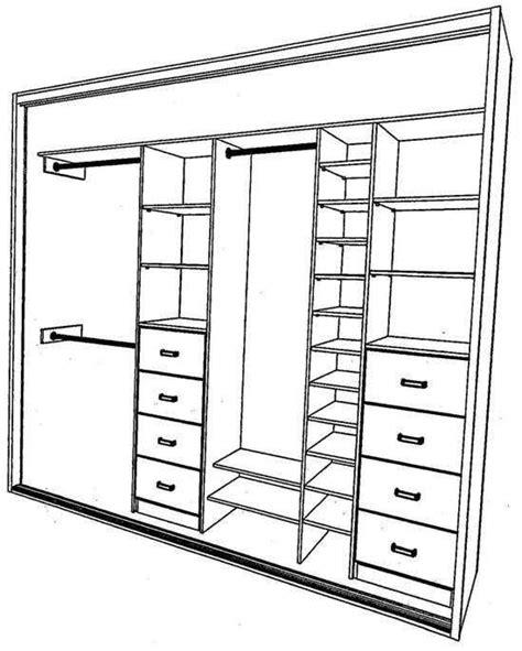 wardrobe layout 25 best ideas about built in wardrobe on pinterest wall