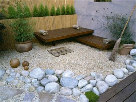 Diy Japanese Rock Garden Best 25 Zen Gardens Ideas On