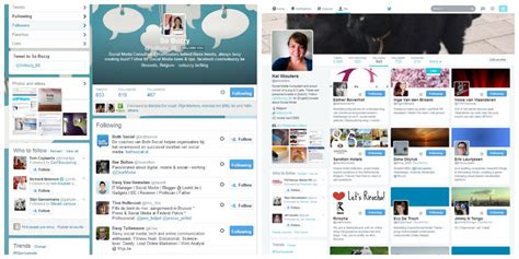 layout for twitter profile the new twitter profile layout what you need to know