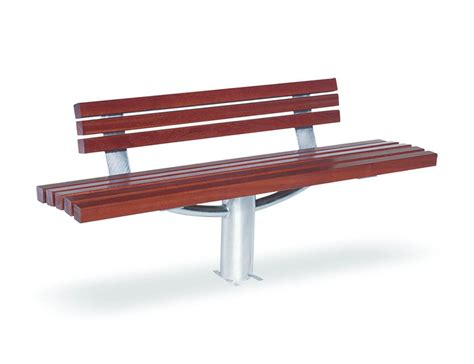 timber bench seating dana timber bench seat logic street scene