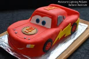 cars kuchen barbara s backstube lightning mcqueen torte