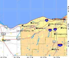 Lorain Ohio Map by Lorain County Ohio Detailed Profile Houses Real Estate