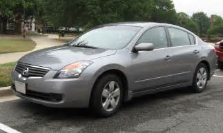 Nissan Altima 2 5 2007 Nissan Altima 2 5 Related Infomation Specifications