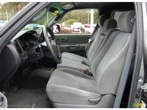 2006 Toyota Tundra Interior by Gray Interior 2006 Toyota Tundra Limited Access Cab