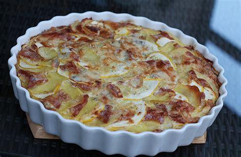 kartoffel zucchini kuchen kartoffel zucchini kuchen rezept mit bild