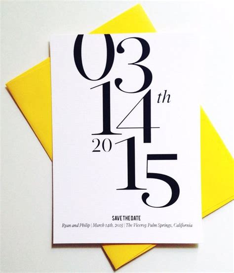 invitation design typography best 25 save the date invitations ideas on pinterest
