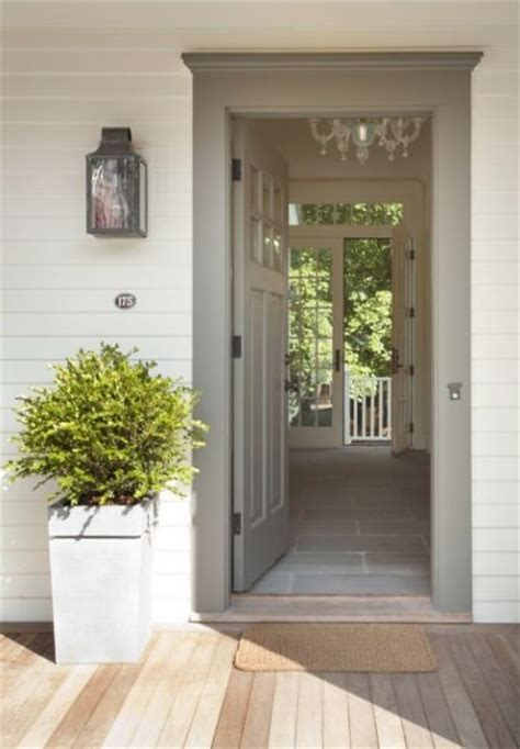 benjamin moore historic colors exterior grey trim doors and front doors on pinterest