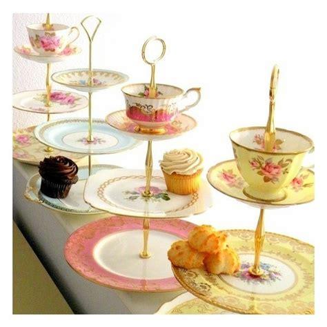 etagere aus sammeltassen high tea for custom 3 tier tea cupcake stand of
