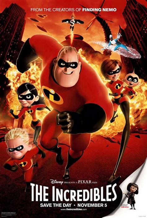 Fletch Eats Movies: The Incredibles