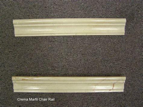 what is chair rail crema marfil chair rail onlinestonecatalog