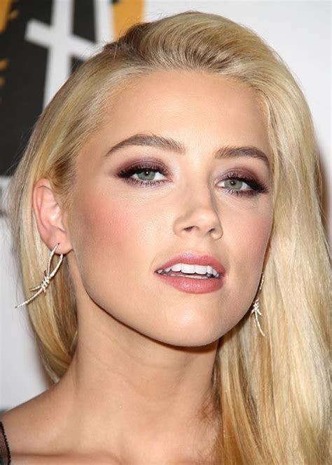 blonde hair amber eyes amber scott actress amber heard spotted celebrities