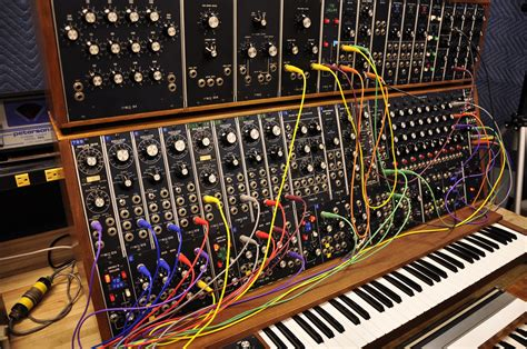 analog synth restoration retrolinear
