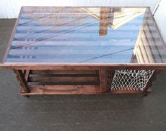 lobster trap lobsters and coffee tables on