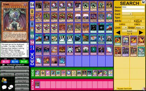 My Yubel Yu Gi Oh Deck By Darkartsfart On Deviantart