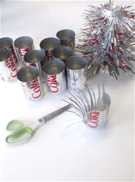 coke can christmas tree holiday inspiration small
