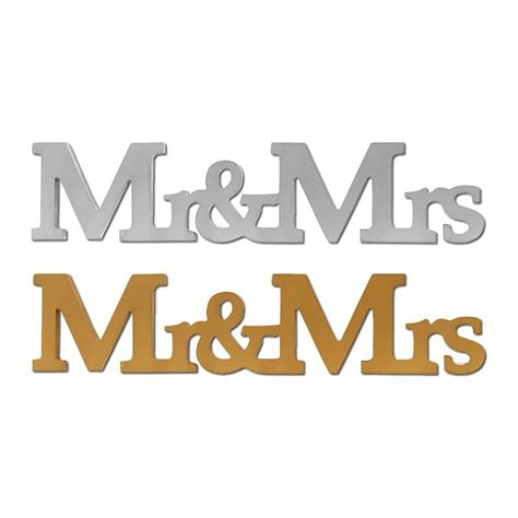 lettere per matrimoni lettere per matrimoni di legno mr e mrs