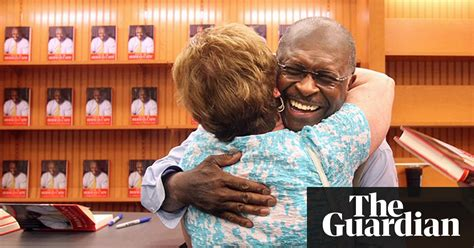 books blog books the guardian latest us news world herman cain on the caign trail in pictures us news